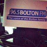 Afternoons on Bolton FM with Lucy Robinson; Monday 8th December