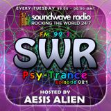 SWR Psy-Trance FM - hosted by Aesis Alien - Episode 021