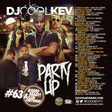 DJ Cool Kev - Party Up Vol # 63