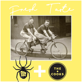 Fresh Taste #55 (The Cooks Meets Oonops Special)