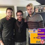 Shuffle Show Darik Radio - Special Guests Hayes & Y #151