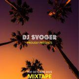 October 2015 Mixtape - Love like an animal