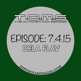 The Outcast Mix Series ft DJ Dela Flav
