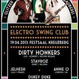 Annie O's Electro Swing DJ Set - ESC Berlin 19 Apr 13