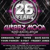 Dj Thieum - 26 Years Cherry Moon - The Radio Show on RIND Club - 22-04-2017
