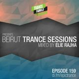 Trance Family Lebanon Pres. Beirut Trance Sessions 159 Mixed By Elie Rajha