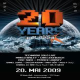 Marco Bailey @ 20 Years Palazzo - H1 Music-Hall Bingen - 20.05.2009