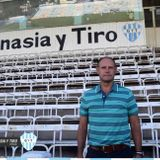 Duilio Botella, DT de Gimnasia y Tiro, en Muy Boca Radio