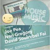 Ivan Gregory - Live @House Music Fridays -AC Lounge - Mar 4, 2016