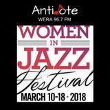 Washington Women in Jazz, Amy K Bormet, Etta James, Erin McKeown, Cecily, Leigh Pilzer, Bumper Jacks