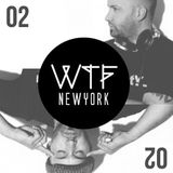 WTF: NEW YORK - FEBRUARY MIX - CYLO