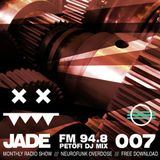Jade - Neurofunk Overdose Vol 007 - MR2 Petofi Radio - 08-Oct-2014