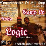 Connoisseurs Of Hip Hop Episode 94 Logic CampLo