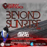 Beyond Sunrise radio...Cv with Andres Sanchez