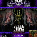 Programa Rock Out Of The Box - #08 - Entrevista com a banda Bella Utopia (18.10.2017)