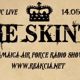 Jamaica Air Force#143 -  14.05.2014 (The Skints interview & acoustic live)