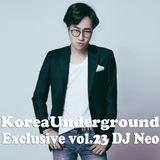KoreaUnderground Exclusive Mixset vol.23 DJ Neo