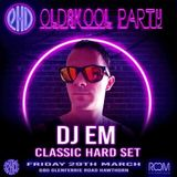 Dj eM @PHD Old SKooL 2k19 (Live Set Recreation)