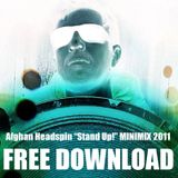 Afghan Headspin - Stand Up! MINIMIX 2011