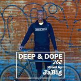 Smooth Ultra Deep House Lounge Music Mix by JaBig - DEEP & DOPE 268