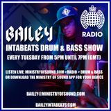 Intabeats on Ministry of Sound Radio (feat. Bailey Lost Dubplates Mix (Liquid Edition) 04.06.13