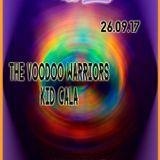 La Selva Radioshow - 26.09.17: Kid Cala- The Voodoo warriors