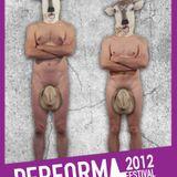 Diego Suarez @ PERFORMA closing party 2012