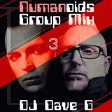 Numanoids Group mix 3