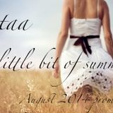 kataa - A little bit of summer (August 2014 promo mix)
