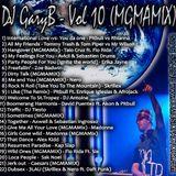 "Vol. 10 DJGaryB ""MGMAMIX"" (March 2012)"