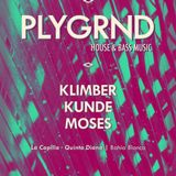 Kunde at Playground Showcase: La Capilla, Bahía Blanca  _ 29-12-2013