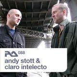 RA.088 Andy Stott & Claro Intelecto