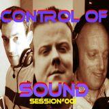 Control Of Sound 001 - David Noble's Mix