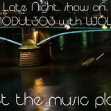 Late Night show on Modul303.com 8.6. by Wolf