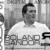 AWOT pres. Digital Playground feat. Roland Sandor (12.09.2012) GUESTMIX