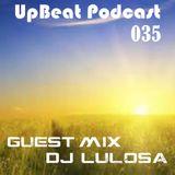 UpBeat 035 Horizon (Guest Mix DJ Lulosa)