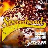 Broken Bliss @ RCKO.FM - Sound of Spearhead - DSH