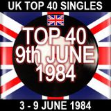 UK TOP 40: 03-09 JUNE 1984