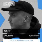 OB-1 with Levz & Apex on Trickstar Radio (9th December)