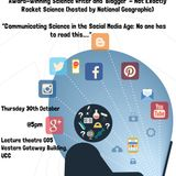 Ed Yong - Communicating Science In The Social Media Age NoOne Has To Read This