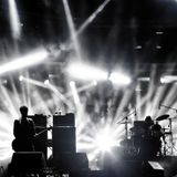 One hour with Black Rebel Motorcycle Club, 24/2/2013. Tribute to BRMC. GiorgosF.