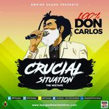 THE CRUCIAL SITUATION-DON CARLOS 100% MIXTAPE [TEARGAS].
