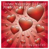 TeAmo Valentine DJ Event 2015/2/14 LIVE set DJ-Sei