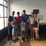 BobbyBastos with Ryder and his whole, AMAZING Family