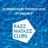 Summer Indietronico 2018 by Amable