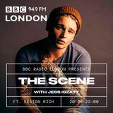 Jess Iszatt on 'The Scene' BBC Radio London w/ Keaton Rich and Jodie Abacus 27/12/18
