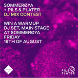 Sommerøya / Pils & Plater DJ Contest 2019 - Jannike