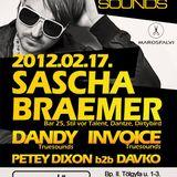 Sascha Breamer - Live @ Club Prestige Budapest 2012.02.17.