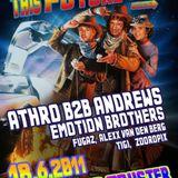 FUGAZ - Live @ Czech This Future, Club Touster, Prague (18-06-2011)