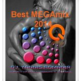 DJ YANNIS.ROMANIA - BEST MEGAmix 2014